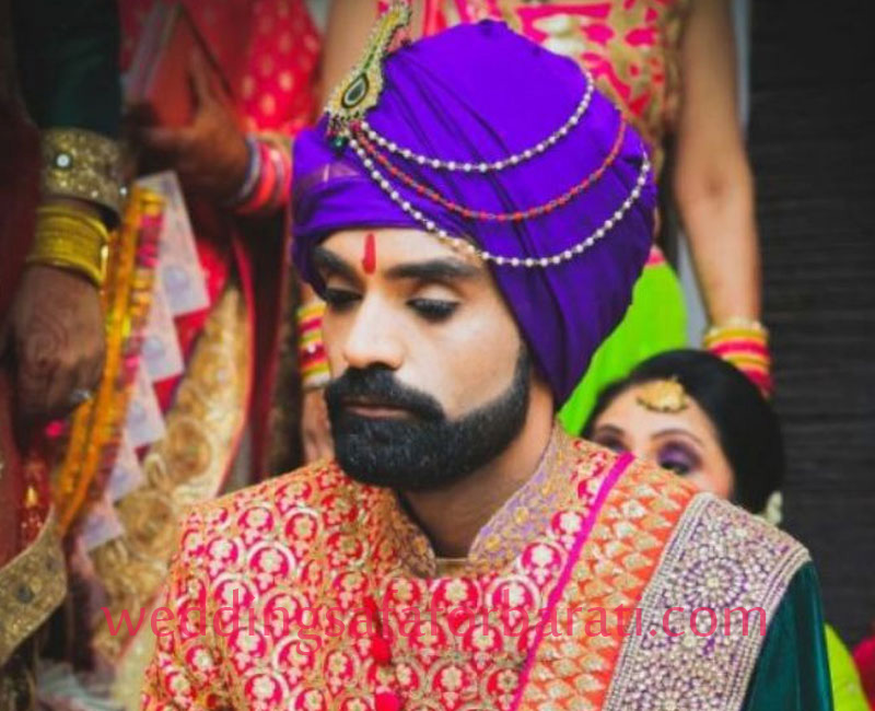 Wedding Safa For Groom, Barati in Delhi, Gurgaon, Noida
